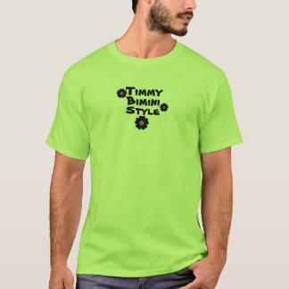 Timmy Bimini-style T-shirt