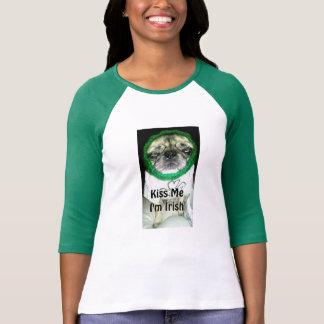 """Timmy """"Kiss Me I'm Irish"""" T-Shirt"""