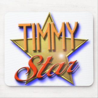 Timmy Star Mouse Pad