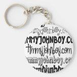 timmyjohnboy.com key chain