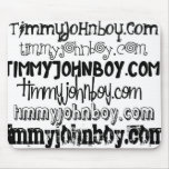 timmyjohnboy-mouse-pad mouse pad