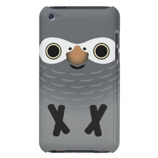 Timneh Grey Parrot Adult iPod Touch Covers