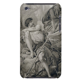 Timon and Apemantus, from Timon of Athens by Willi iPod Touch Case