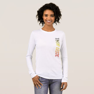 Timor-L'este (East Timor) Long Sleeve T-Shirt