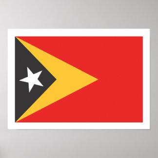 Timor-leste Poster