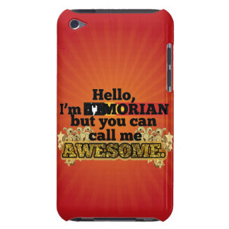 Timorese, but call me Awesome iPod Touch Case-Mate Case