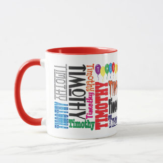 Timothy Coffee Mug