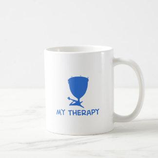 Timpani my therapy designs coffee mug