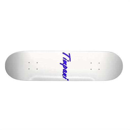 timpani text blk outline blue.png skate decks