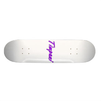 timpani text blk outline purple png skateboard deck