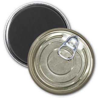 Tin Can Lid 6 Cm Round Magnet