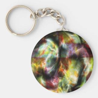Tin Key Ring