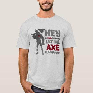 Tin-Man vs. Zombies T-Shirt