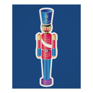 Tin Soldier Icon Poster