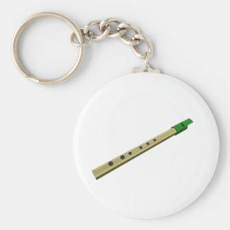 Tin Whistle Keyring