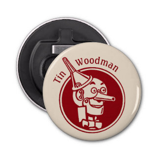 Tin Woodman (Tin Man) Face CC0899 Wonderful Wizard