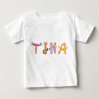 Tina Baby T-Shirt
