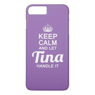 Tina handle it! iPhone 7 plus case