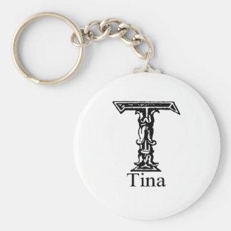Tina Key Chains
