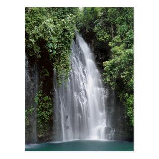 Tinago Falls, Mindanao, Philippines Postcard