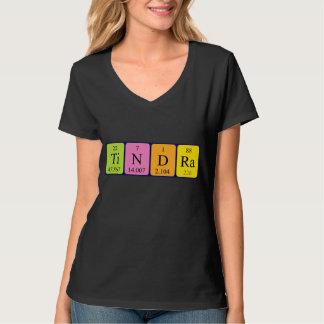 Tindra periodic table name shirt