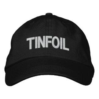 Tinfoil Hat Baseball Cap