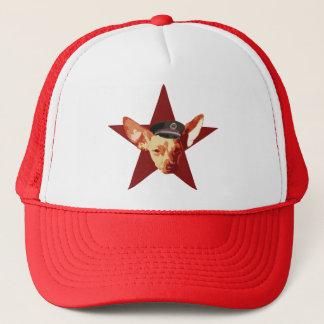 TING Regime Officer's Cap