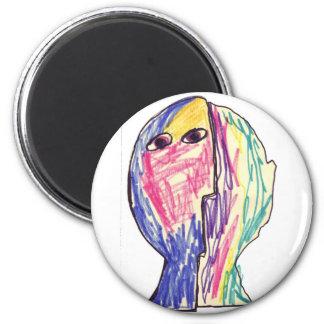 Tinger (pm)-Moira T Fridge Magnets