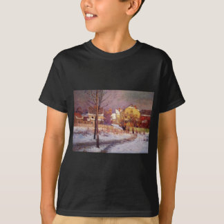 Tinker Place by T. C. Steele T-Shirt