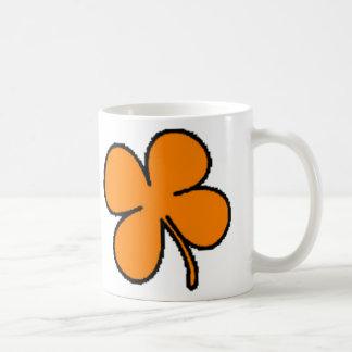 Tink's Orange Clover Collection Coffee Mug