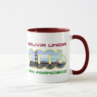 tinkus san francisco 2006 mug