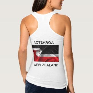 Tino Rangatiratanga flag aotearoa new zealand Singlet