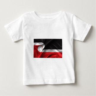Tino Rangatiratanga flag Baby T-Shirt
