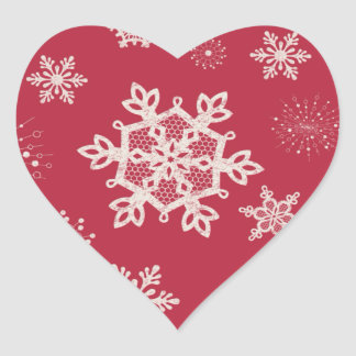 Tinsel Martzkin Christmas Stickers