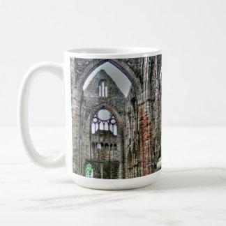 Tintern Abbey, Cistercian Monastery, Wales Coffee Mug