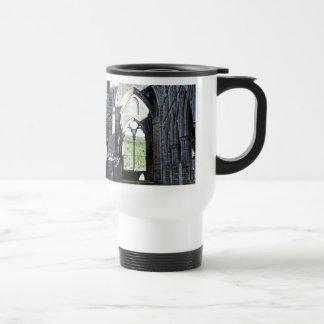 Tintern Abbey, Cistercian Monastery, Wales Stainless Steel Travel Mug