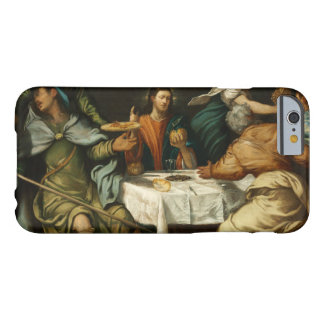 Tintoretto - The Supper at Emmaus Barely There iPhone 6 Case