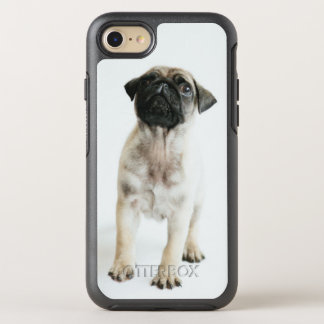 Tiny And Cute Pug Puppy OtterBox Symmetry iPhone 8/7 Case