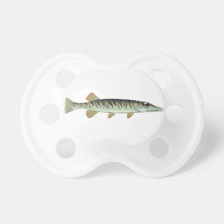 Tiny baby muskie Vector Art Fish Farm Dummy