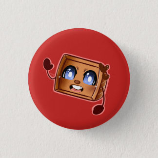 Tiny Box Tim 3 Cm Round Badge