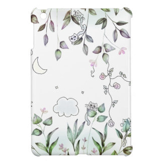 Tiny Cat Garden iPad Mini Covers