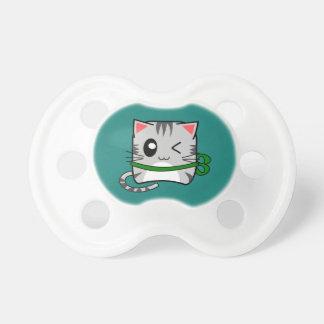 Tiny cat Pacifier
