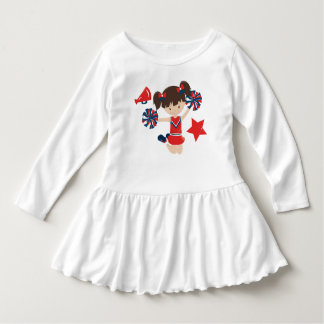 Tiny Cheerleader Girl Dress