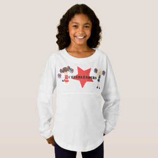 Tiny Cheerleaders Jersey Shirt