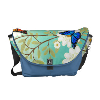 Tiny creatures courier bags