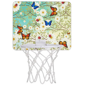 Tiny creatures mini basketball hoop