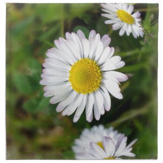Tiny daisies napkin