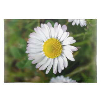 Tiny daisies placemat