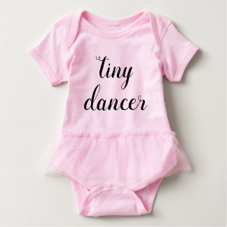 Tiny Dancer Baby Bodysuit