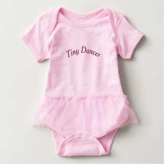 Tiny Dancer Baby Tutu Bodysuit